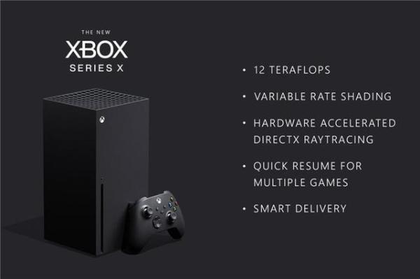 微软Xbox Series X正式公布