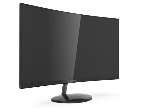AOC发布全新显示器,4K分辨率+250nit亮度