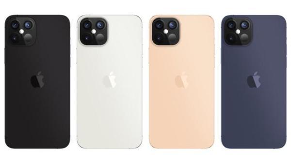 无刘海真全面屏!iPhone 12渲染图再曝,有点意思