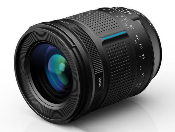 Irix 45mm F1.4手动全幅镜头正式发布