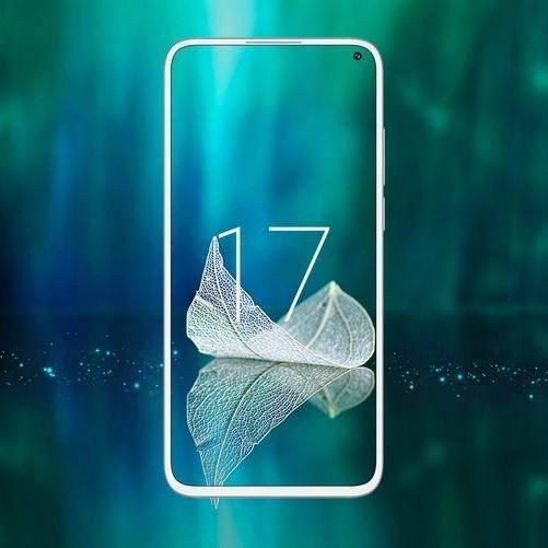 魅族17正面照曝光:白色面板+高屏占比,惊艳四座