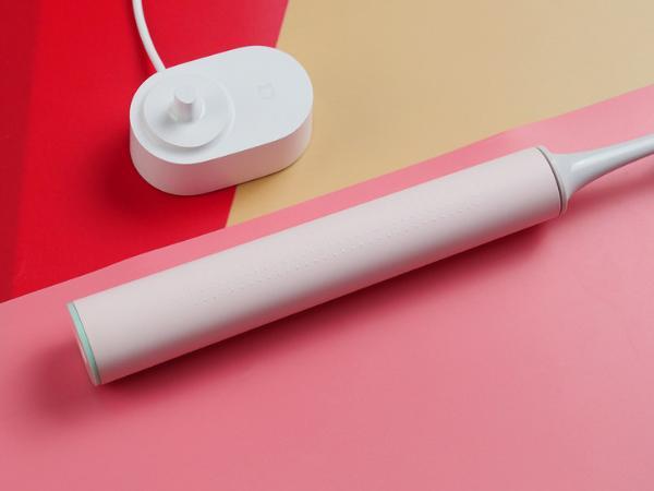 199元即可买到的智能牙刷 米家声波电动牙刷T500上手