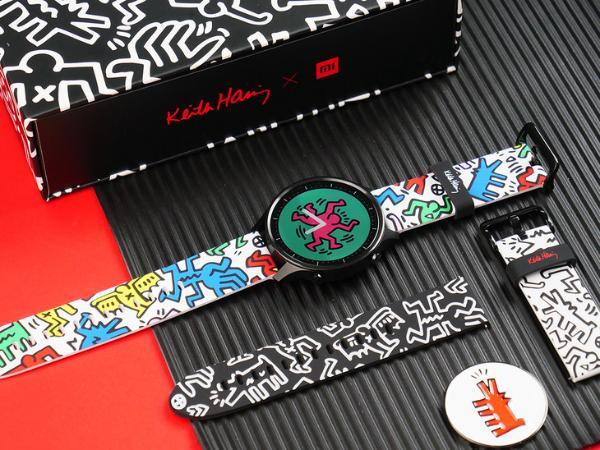 把潮流戴在手腕上 小米手表Color Keith Haring联名版体验