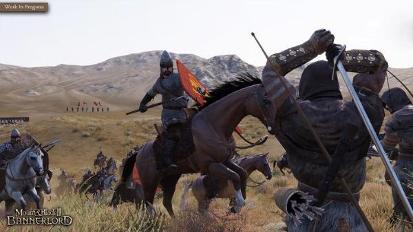 冷兵器热血掐架,还得看骑砍,《骑马与砍杀2》优化到位,激情升级