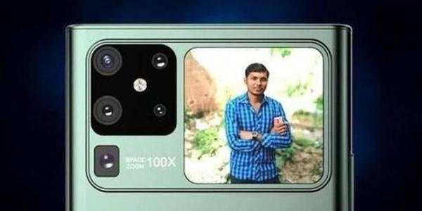华为Mate40全新渲染图曝光,后置五摄+新增副屏,科技感十足