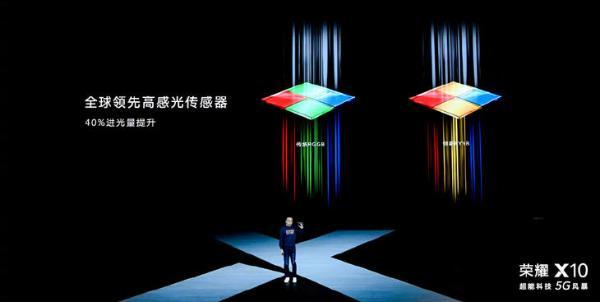 荣耀X10正式发布,RYYB主摄+麒麟820+90Hz屏,售价1899元起