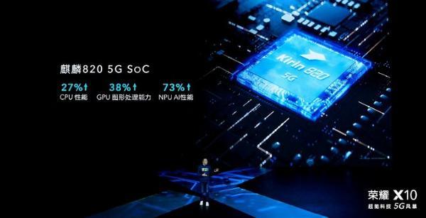 1899元起,荣耀X10全面升级掀起5G风暴