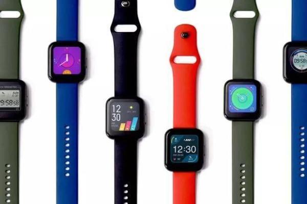 realme在印度发布首款智能手表,支持心率/血氧检测,售价约380元