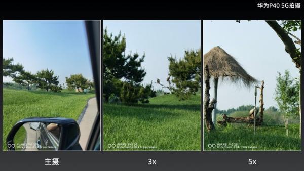 五一小试华为P40长焦镜头,口袋中的拍照神器