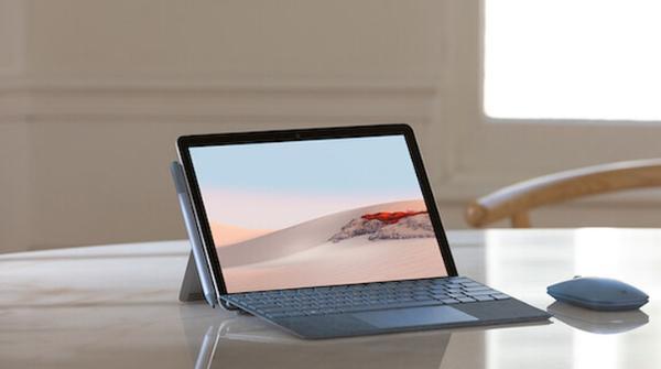 一机多用 Surface Go 2 开启的移动办公新体验