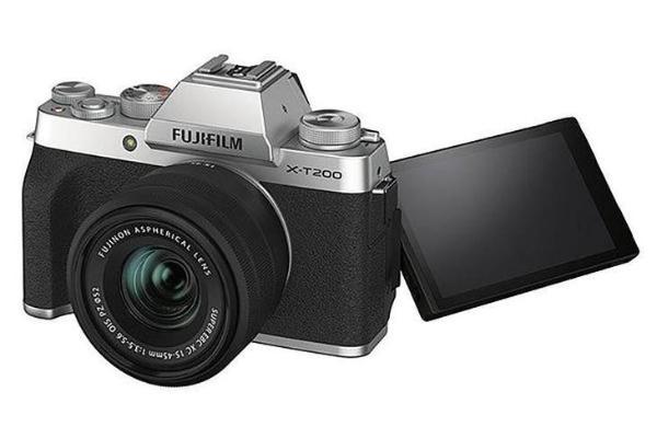 富士X-A7/X-T200新固件 可直接变为网络摄像头