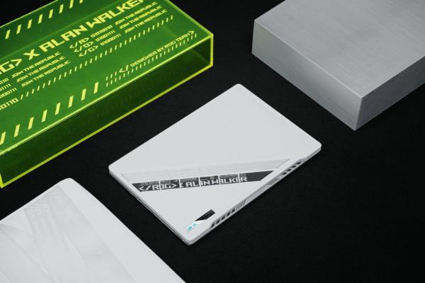 Alan walker联手ROG幻14 打造电竞电音跨界潮品