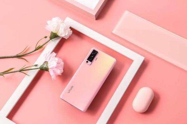 """突破物理极限,vivo X50系列将云台""""塞入""""手机中,6月6日开售"""