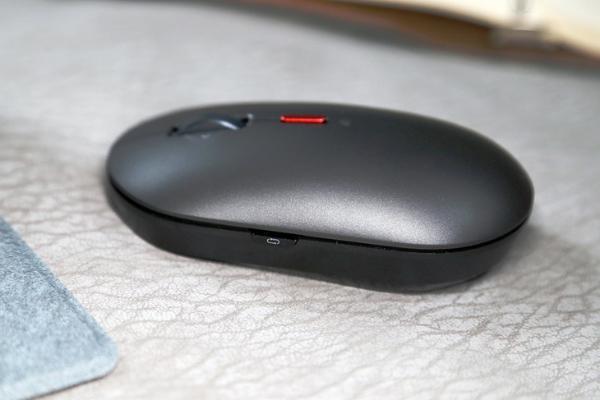 小米小爱鼠标上手:内置小爱同学支持语音输入
