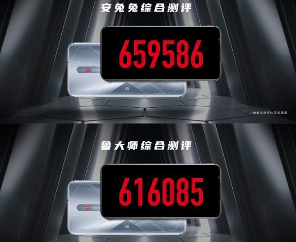 游戏体验升级 红魔5S发布3799起