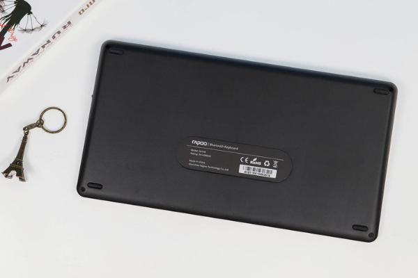 雷柏XK100蓝牙键盘评测:支持多设备的便携生产力工具