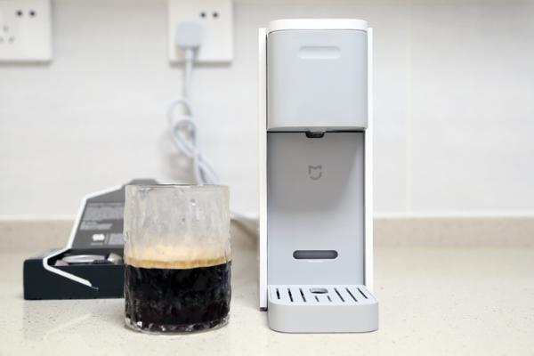 米家胶囊咖啡机体验:让喝咖啡变得更简单