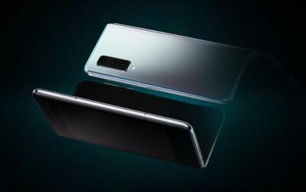 三星 Galaxy Z Fold 2打孔屏设计曝光