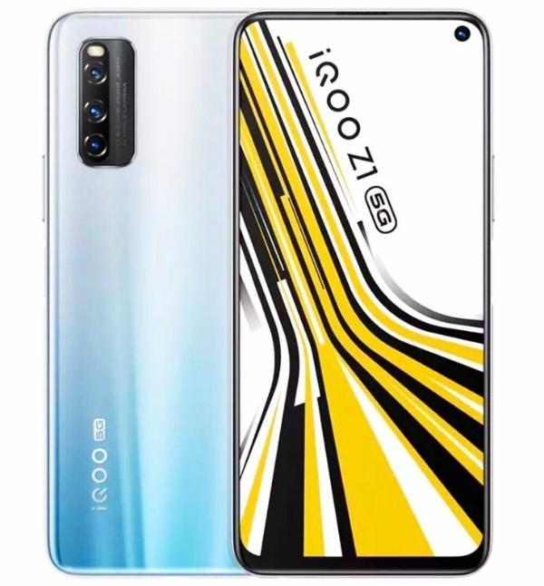 畅快来袭:全新iQOO Z1x官宣7月9日发布