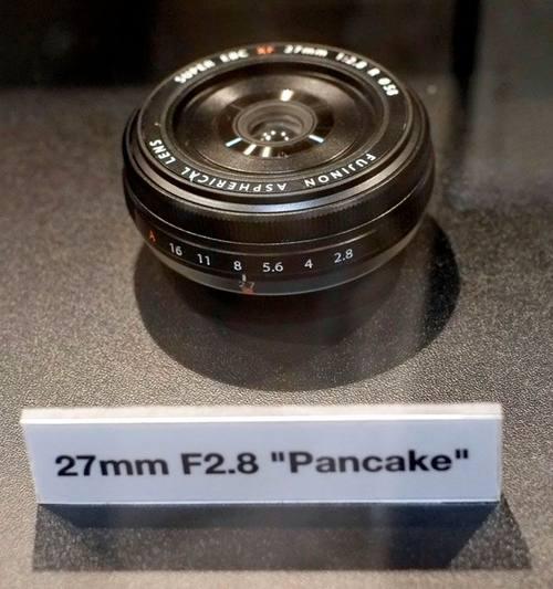 富士或将发布全新一代XF27mm F2.8 II饼干头