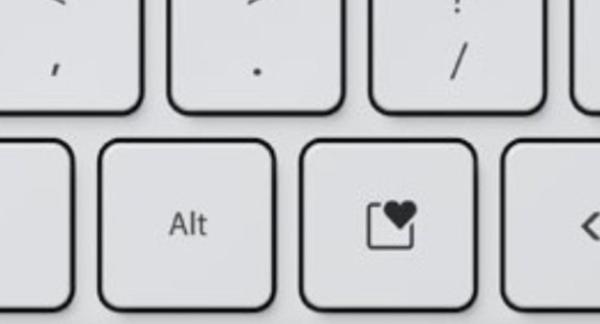秘键加身?微软新款无线键盘曝光