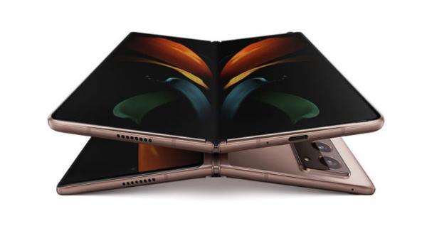 三星Fold2发布:7.6英寸大屏高屏占比
