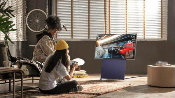 三星入坑旋转屏电视,这会是潮流吗?