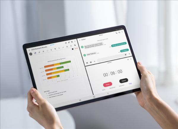 最强不止一款,三星Galaxy Tab S7/S7+发布