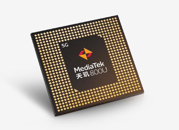 MTK发布天玑800U 5G双卡双待助力加速5G普及