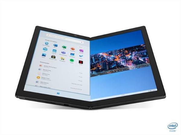 ThinkPad发布全球首款折叠屏笔记本