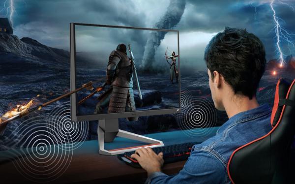 明基正式发布EX2510/EX2710游戏显示器