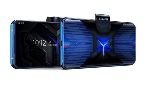 联想拯救者电竞手机Pro炫蓝冰刃版本上架