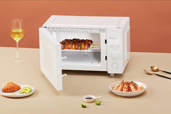 能烧烤的微波炉!米家智能微烤一体机发布