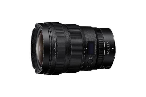 尼康发布Z 14-24mm f/2.8 S广角变焦镜头