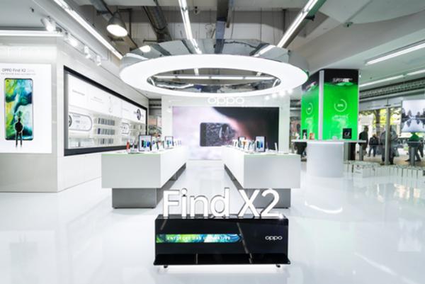 OPPO德国汉堡旗舰店开业,为西欧最大销售门店