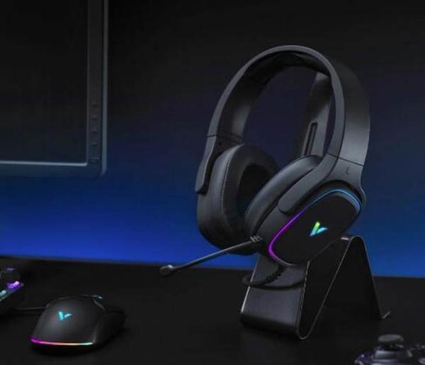雷柏发布VH700电竞耳机 虚拟7.1声道