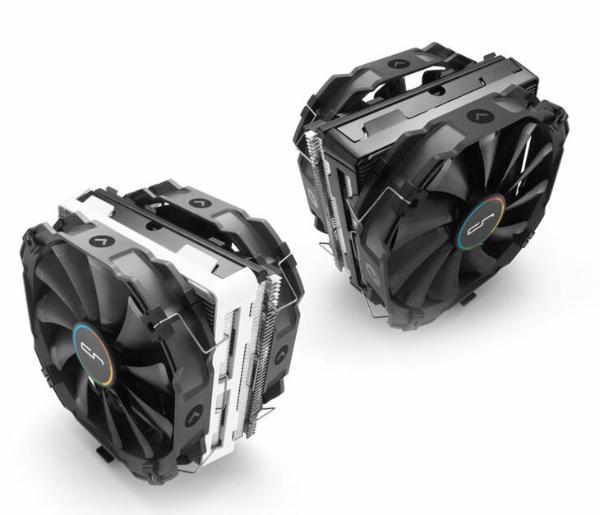 CRYORIG快睿发布散热器新品 单手即可完成安装