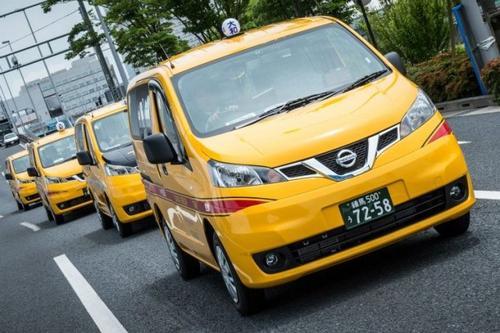 的哥也进军外卖界,日本出租车空载时可送外卖