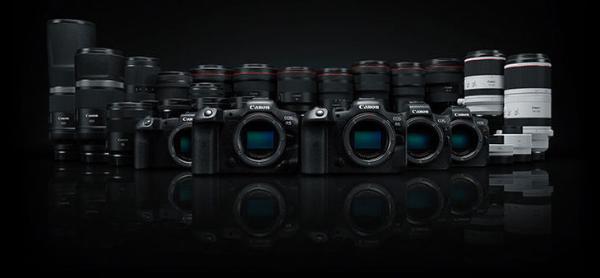 佳能RF150mm F1.8中望远定焦镜头专利曝光