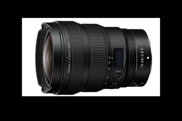 轻巧便携 尼康Z 14-24mm f/2.8 S即将开始发售