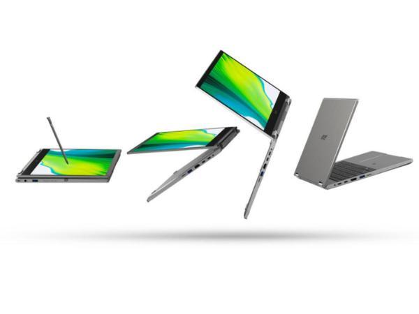全面升级 宏碁发布最新Swift、Spin和Aspire轻薄笔记本