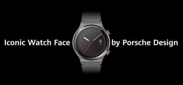 华为Watch GT系列新成员 华为Watch GT2保时捷设计款正式发布