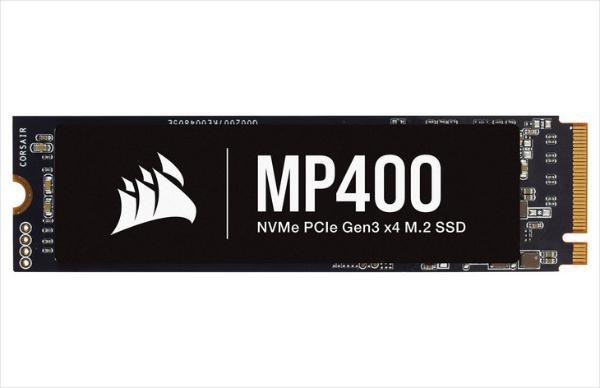 QLC固态硬盘新品 海盗船推出MP400