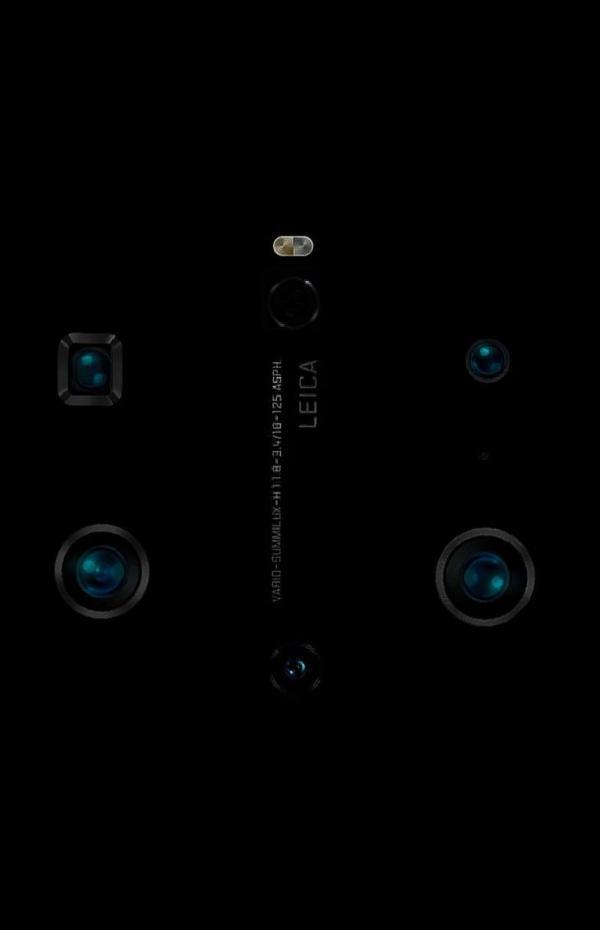 华为Mate40相机首次完整曝光:多达六摄!