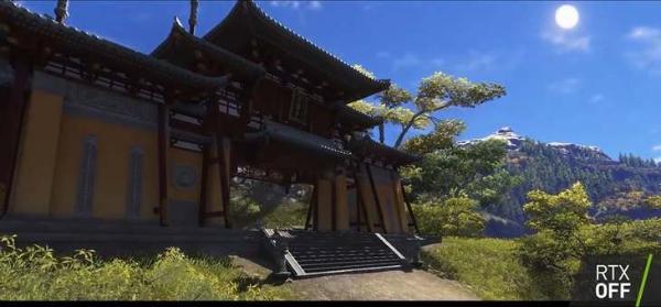 这三款国产游戏大作已支持RTX光线追踪,画面更美