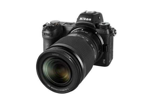 尼康Z 6II + Z 24-200mm镜头套装即将开售