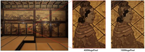 富士胶片发布GFX100 全新4亿像素图像固件