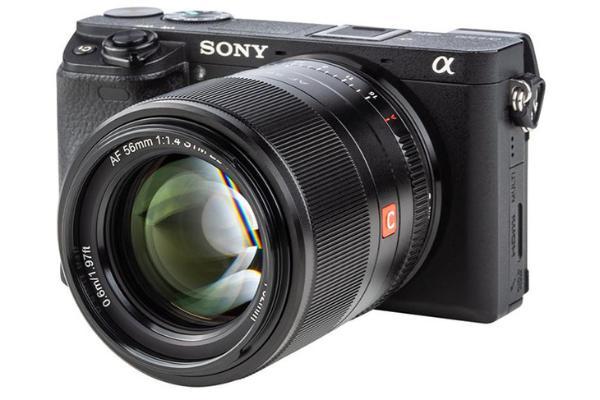 33mm与56mm 唯卓仕推出两款F1.4光圈索尼E卡口镜头