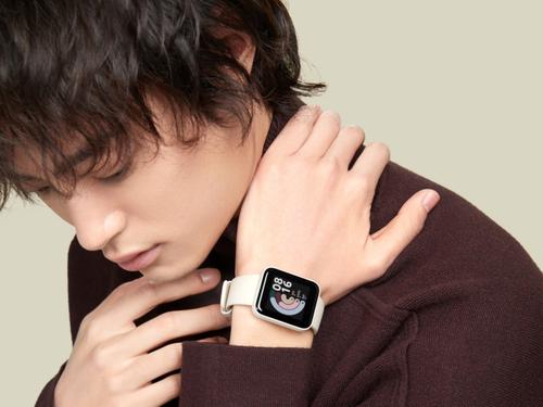 轻盈小巧面面俱到 Redmi Watch小方屏发布