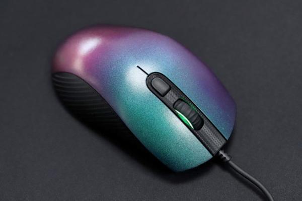 QPAD发布轻量化鼠标DX-30E全新变色龙配色